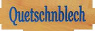 Quetschnblech