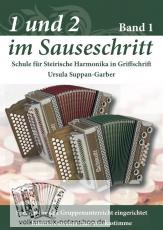 Ursula Suppan-Garber - 1 und 2 im Sauseschritt - Schule Band 1