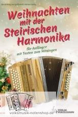 Weihnachten mit der Steirischen Harmonika - Griffschrift - versandkostenfrei
