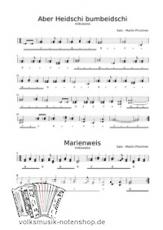 Martin Pirschner - 10 einfache Weihnachtslieder in Griffschrift