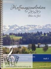 Hoffnungsmelodien 2020 Heft 1- versandkostenfrei