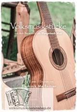 Volksmusikstücke aus dem Repertoire der Wengerboch Musi