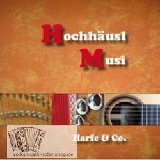 Harfe & Co. - CD der Hochhäusl Musi