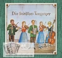 Die Steirischen Tanzgeiger - CD