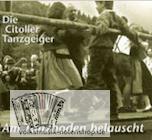 Die Citoller Tanzgeiger - Am Tanzboden belauscht - CD