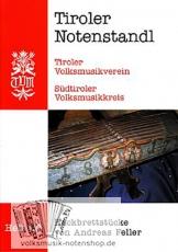 Hackbrettstücke von Andreas Feller