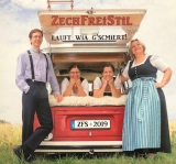 ZechFreiStil - Lauft wia g'schmiert! - CD - versandkostenfrei