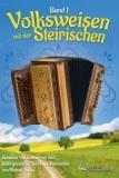 Volksweisen mit der Steirischen - Band 1 - Griffschrift - versandkostenfrei