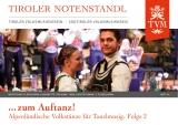 …zum Auftanz! Alpenländische Volkstänze, Folge 2