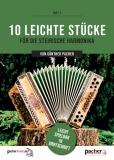 10 leichte Stücke von Günther Pacher in Griffschrift