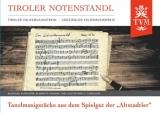 """Tanzlmusigstücke aus dem Spielgut der """"Altstadtler"""""""